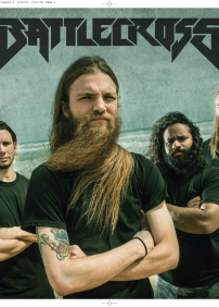 Battlecross, Crimson Shadows, Ikillya
