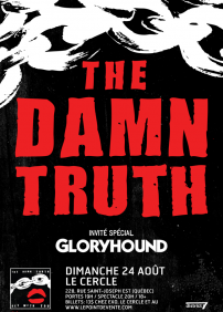 The Damn Truth, Gloryhound